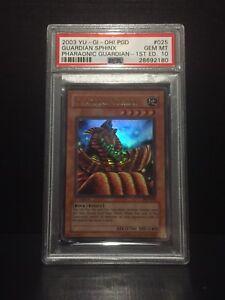 PSA Yu-gi-oh! Cards !