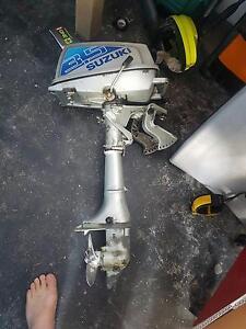 3.5hp outboard motor Minyama Maroochydore Area Preview