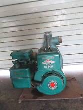 WATER PUMP GENCO POWERED BY 3HP BRIGGS&STRATTON PETROL MOTOR Cranbourne North Casey Area Preview