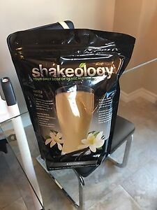 Brand new unopened Shakeology