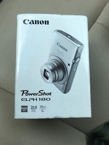 Canon PowerShot ELPH 180 20 megapixels