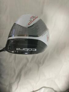 Cobra Amp Cell Pro driver with extra shaft **Never been hit**