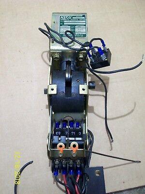 Asco 400 Amp Automatic Transfer Switch 940340049xc