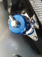 WRX Turbo intercooler with turbosmart wastegate