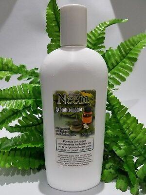 Mexican Conditioner Neem Bergamota Oil Hair Growth Cabello Pelo Acondiciodor Bes