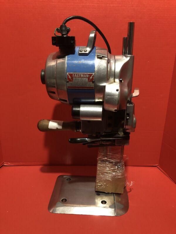 Eastman Blue Streak II Commercial Straight Knife Fabric Cutting Machine - Used