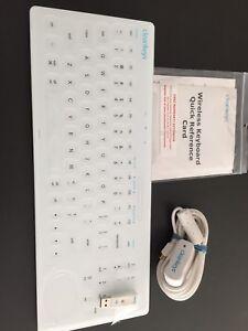 Wipeable Keyboards