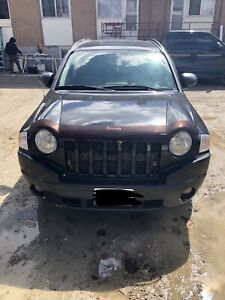 Jeep compass 2008 automatic