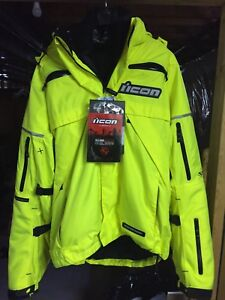 Icon Patrol Motorcycle Jacket