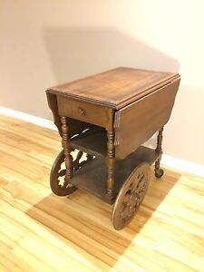 Antique coffee/side table (make an offer)