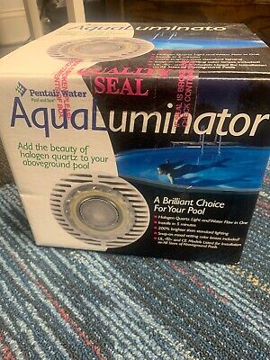 Pentair Aqua Luminator Above - Ground Pool Light (98600000)