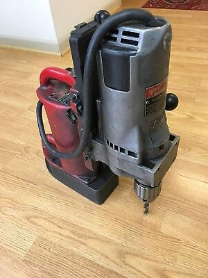 3419mm Milwaukee Electromagnetic Mag Drill Model 4202 Yoder 71503