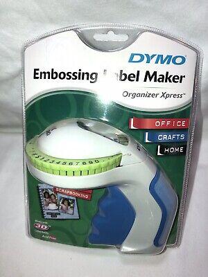 Dymo Handled 3d Embossing Label Maker