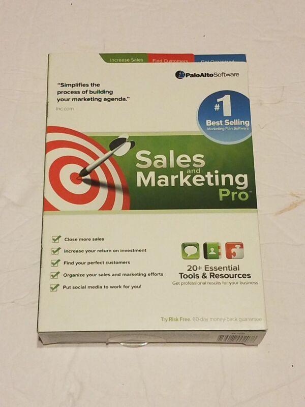 Sales and Marketing Pro Windows PA-401