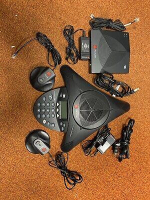 Polycom Soundstation 2w Wireless Ex