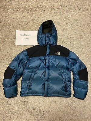 North Face Baltoro Gore Dryloft Nuptse Down Jacket Large Turquoise (No Supreme)