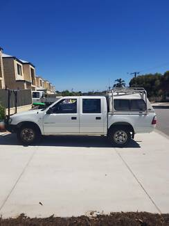 HOLDEN RODEO 2003 - $ 3,500 O.N.O - 203,160 KM - MANUAL