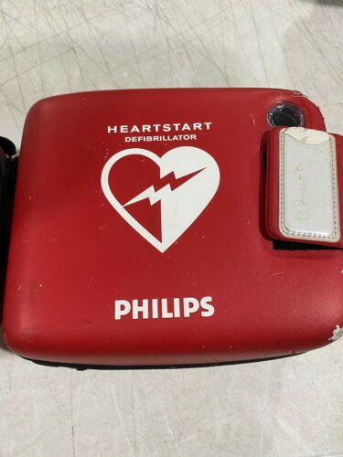 Philips FRX cases with cosmetic issues, used, case only