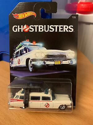 Hot Wheels 2016 #7/8 Ghostbusters ECTO 1 Brand new & Sealed