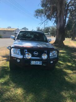 2012 D40 Nissan Navara Ute Launceston Launceston Area Preview