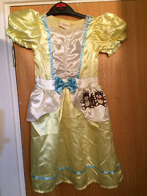 ldilocks Dress Small Ages 3 - 5 Years (Goldilocks Dress Up)
