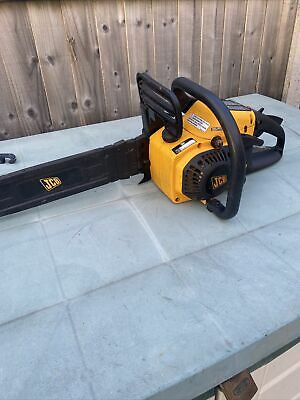 JCB cs38 chainsaw