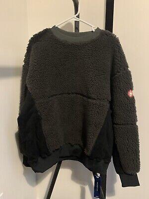 Cav Empt C.E. Boa Fleece Pullover Cavempt Size Large