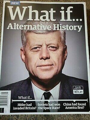 what if alternative history Future magazine