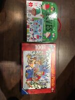 2 Christmas Puzzles