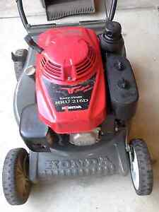 """6 HP 19"""" HONDA PUSH MOWER WITH CATCHER Carindale Brisbane South East Preview"""