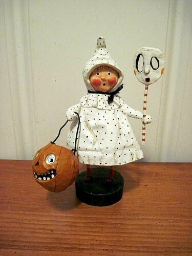 ESC Lori Mitchell NEW Halloween Polk-a-Dottie Boo Ghost Figure