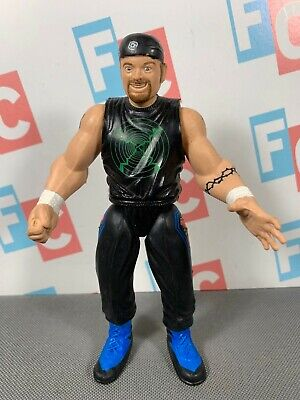 WWE Wrestling Jakks Bone Crunching Action Action BCA Deadly Games Road Dogg, used for sale  Shipping to India