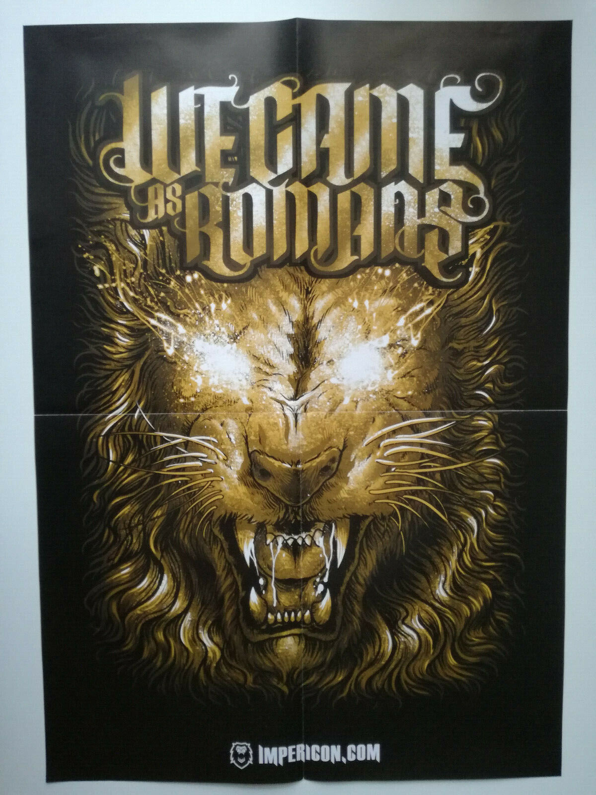 We Came As Romans Impericon Poster Musik Band - 2,00 €
