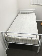 X 2 single beds comes with mattress Middleton Grange Liverpool Area Preview