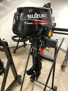 Suzuki 6hp 4 stroke short shaft Davenport Bunbury Area Preview