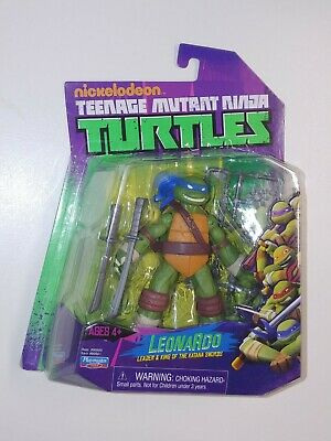 Tmnt Leonardo Katanas (TMNT LEONARDO BASIC NICKELODEON LEADER TEENAGE MUTANT NINJA TURTLES)