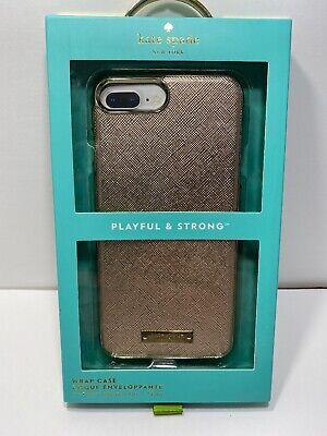 Kate Spade New York Wrap Case iPhone 8 Plus 7 Plus 6 Plus 6s Plus #ks76