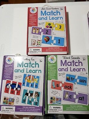 Hinkler Building Blocks Learning Puzzles For Preschool (Puzzles For Preschoolers)