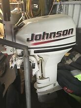 Johnson 15 hp Thagoona Ipswich City Preview