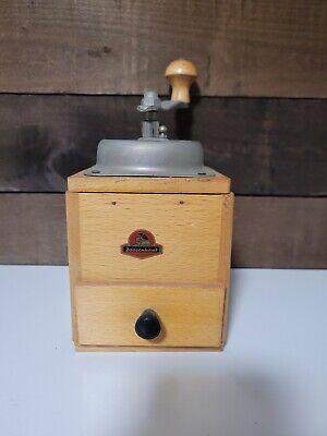 Vintage Zassenhaus Coffee Grinder