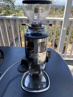 Mazzer Mini Luigi Coffee Grinder Italian Espresso Great Working Condition