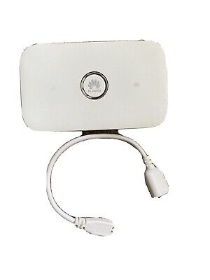 Huawei E5573s-320 4G LTE Mobile WiFi Broadband Router Hotspot White. From EE