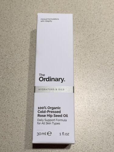 The Ordinary 100% Organic Cold-Pressed Rose Hip Seed Oil 30m
