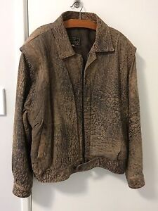 Leather jacket Size M Palmyra Melville Area Preview