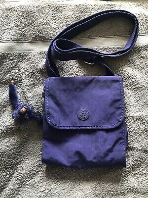 Kipling Bag Purple Handbag