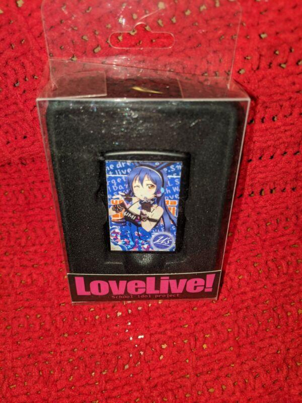 LoveLive! Umi Sonoda Amusement Arcade Prize Oil Lighter MIB Rare  Love Live u