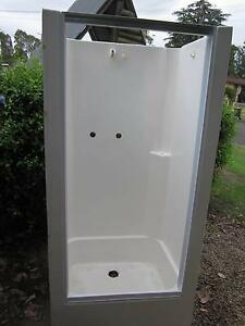 FIBREGLASS SHOWER CUBICLE Tahmoor Wollondilly Area Preview