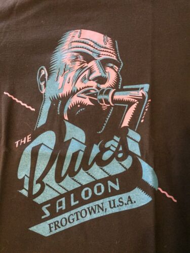 The blues saloon frog town USA
