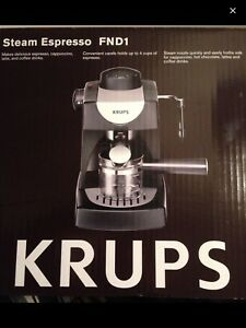 Krupp Dteam Espresso Maker $90