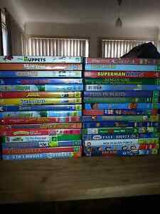 Kids Dvds Reduced Price Newcastle Newcastle Area Preview